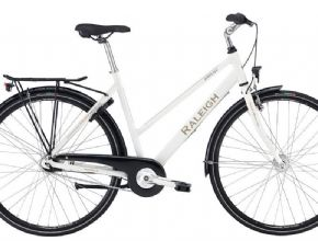 CITY CYKEL, RALEIGH SPRITE DAME 52 CM, MAT WHITE