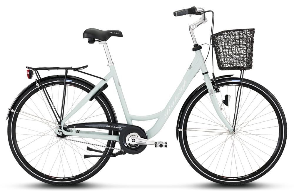 hybrid cykel til dame hvad er det